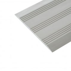 aluminium drempelvervanger, voorkom vallen